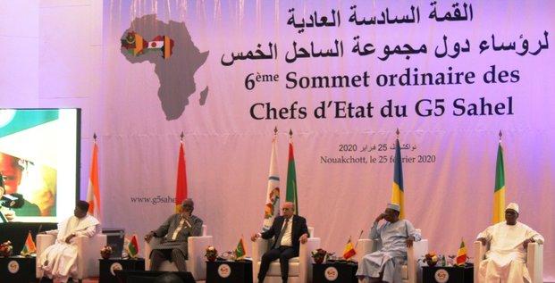 somemt G5 sahel Nouakchott