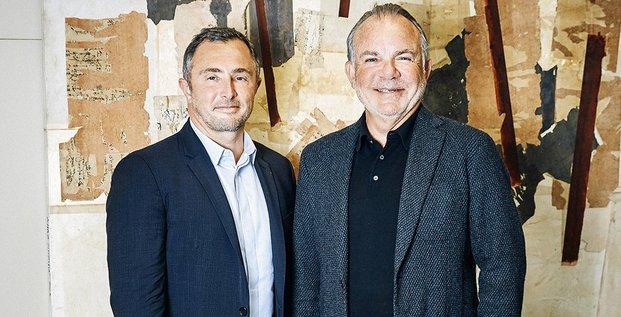 Jean-Philippe Ruggieri et Alain Dinin, Nexity