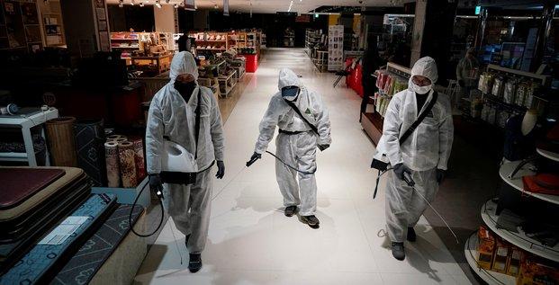 Coronavirus: plus de 4.000 cas confirmes en coree du sud