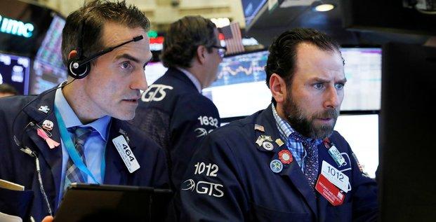 Traders, Bourse New York, New York Stock Exchange