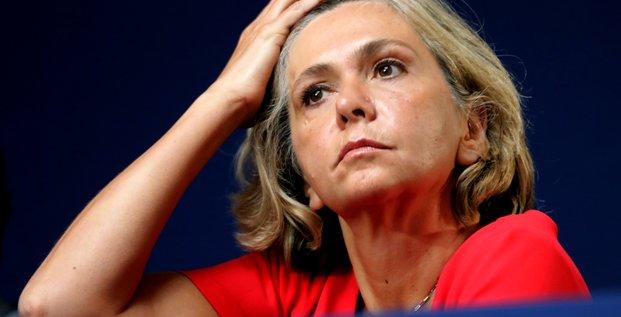 Valérie Pécresse, présidente de la Région Île-de-France