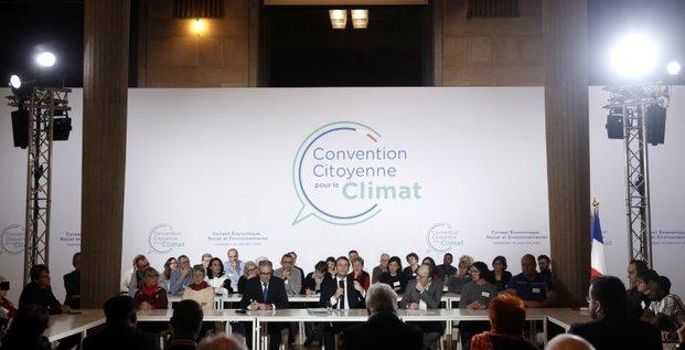 La session finale de la convention climat reportee sine die