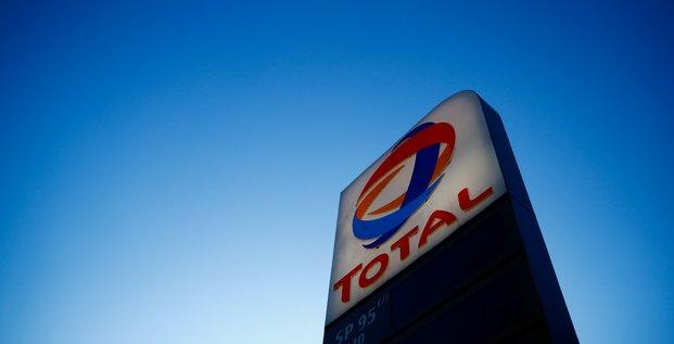 Total annonce la decouverte d'un gisement de gaz en mer du nord