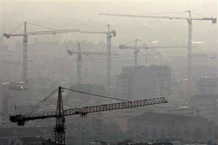 DESTRUCTIONS D'EMPLOIS DANS LA CONSTRUCTION
