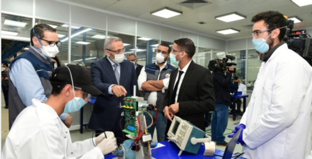 respirateur usine industrie Maroc