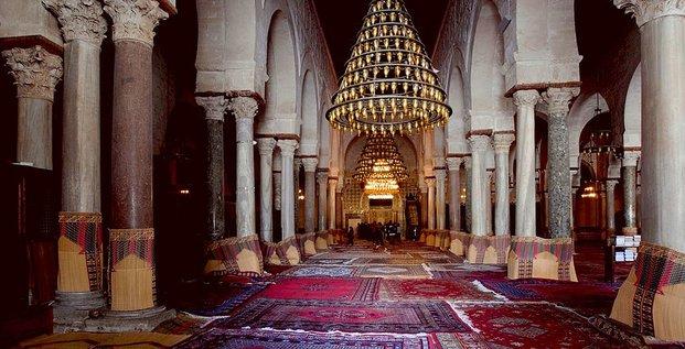 mosquee kiraouan tunisie