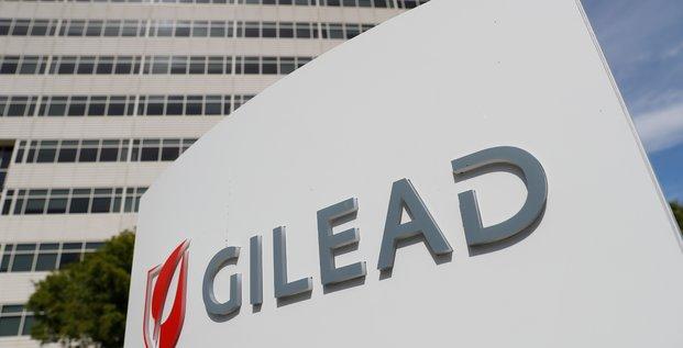 Gilead grimpe en bourse, speculation sur l'efficacite du remdesivir contre le coronavirus