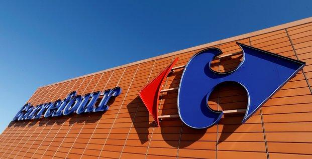 Carrefour: ventes en hausse de 7,8% a perimetre comparable