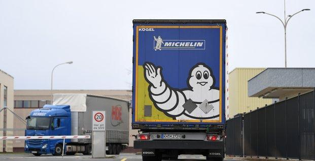 Michelin a les moyens de traverser la crise sans aide de l'etat