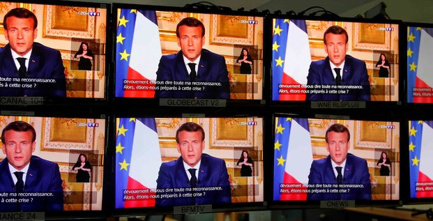 Macron TV