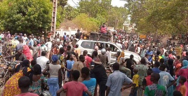 bamako mali manifestations elections