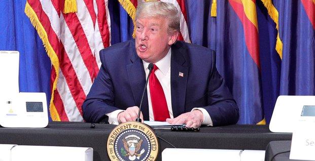 Trump va dissoudre sa task force dediee au coronavirus
