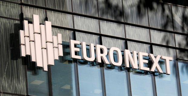 Euronext a suivre a la bourse de paris