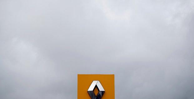 Renault s'est mis d'accord avec les banques sur un pret garanti par l'etat de 5 milliards d'euros
