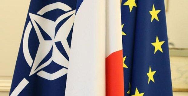 France OTAN Union européenne