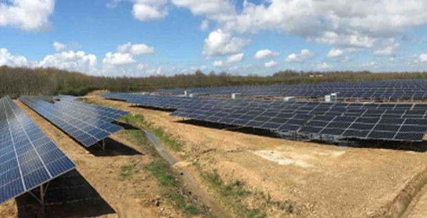 Centrale photovoltaïque Urbasolar