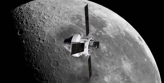 Orion NASA ESA Airbus Space