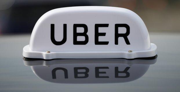 Uber technologies est a suivre a wall street