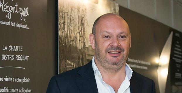 Marc Vanhove Bistro Régent Bordeaux