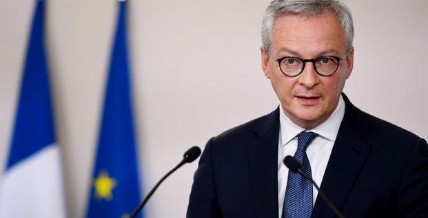 France: contraction du pib attendue a -11% en 2020, annonce le maire