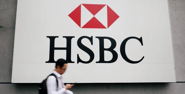 Hsbc relance son plan de suppression d'emplois, suspendu pendant la crise