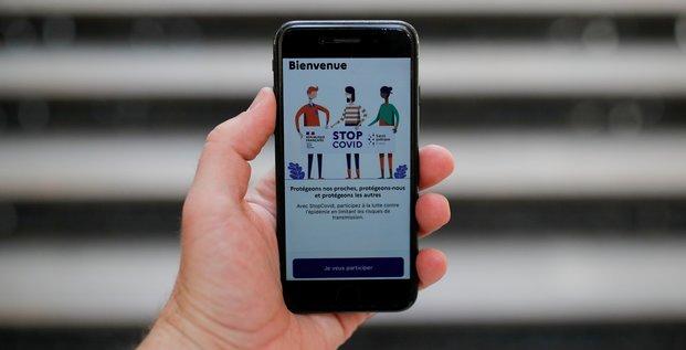 L'application stopcovid utilisee sur 1,8 million d'appareils