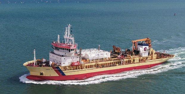 navire GNL