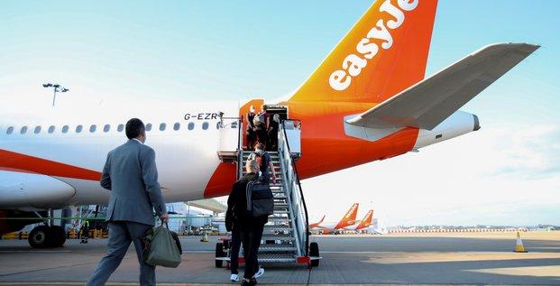 Easyjet a leve 460 millions d'euros via un placement d'actions