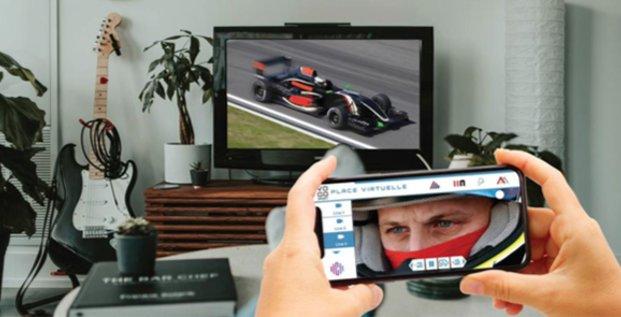 Vogo développe une solution out-stadia : Place Virtuelle