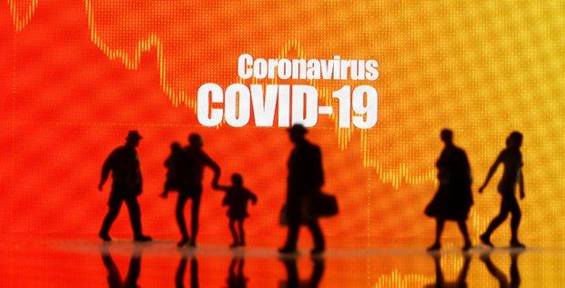 Illustration coronavirus, Covid-19