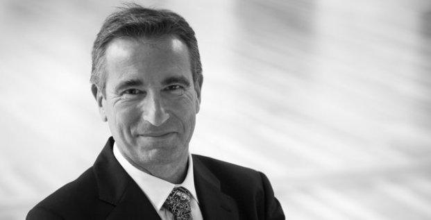 Marc Pigeon, président de Roxim (Montpellier) et de Build Europe