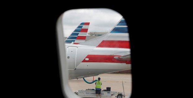American airlines envisage des milliers de suppressions de postes