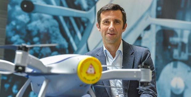 Nicolas Billecocq Azur Drones