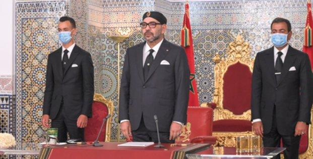 roi maroc
