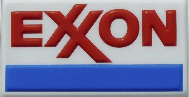 Dans le rouge, exxon prevoit d'importantes reductions de couts