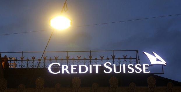 Le credit suisse vise 2% a 3% d'economies par an