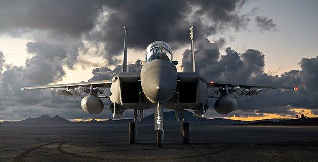 F-15EX Boeing US Air Force Pentagone