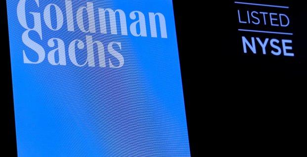 Goldman sachs reduit son benefice au deuxieme trimestre apres l'accord sur 1mdb