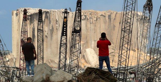 Le liban dispose d'au moins quatre mois de stocks de farine