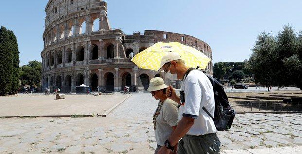 Coronavirus: l'italie enregistre 6 nouveaux deces et 412 nouveaux cas