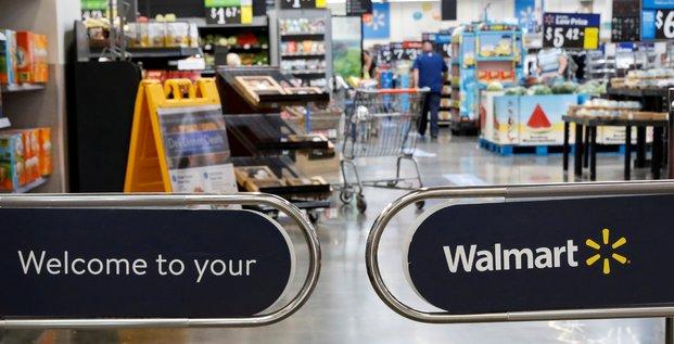 Walmart affiche une hausse record de ses ventes en ligne et bat les estimations