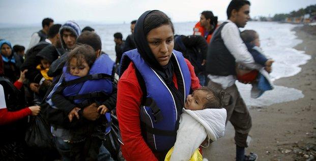L'onu prie l'europe d'aide la grece a gerer l'afflux de migrants