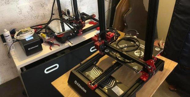 Imprimante 3D 3D Makers 33
