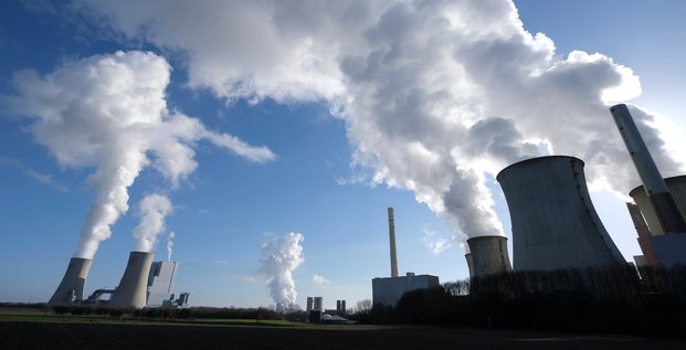 Le bundestag enterine l'abandon par l'allemagne des centrales a charbon