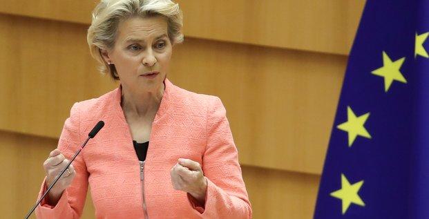 Ursula von der leyen propose d'ameliorer l'objectif climatique de l'ue