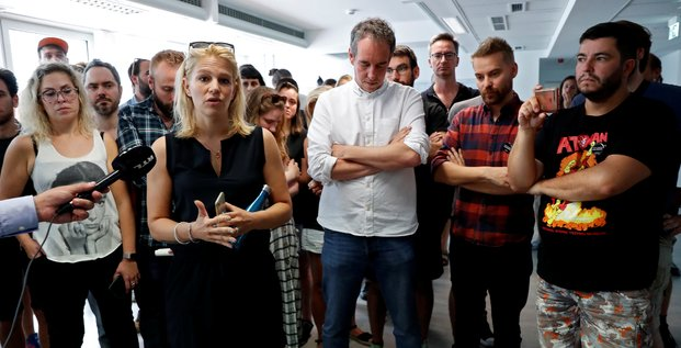 Hongrie: plus de 60 journalistes demissionnent apres le limogeage de leur redacteur en chef