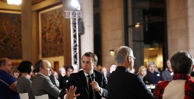 Convention citoyenne pour le climat, CCC, Macron,