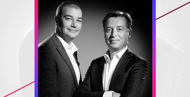 François Boulet & Cyril Courtin