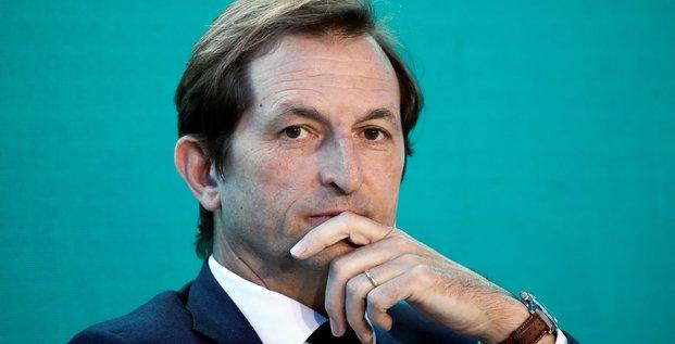 Bertrand Camus, patron de Suez, le 14 janvier 2020