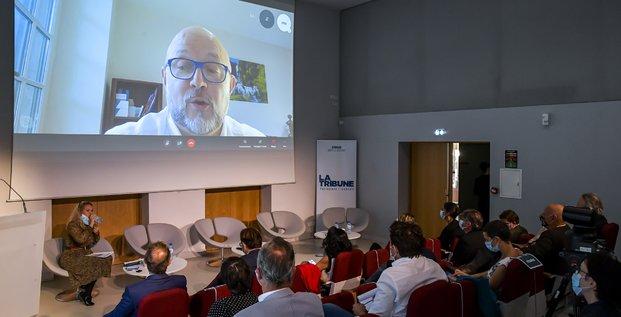 Forum Santé Innovation 2020 Nicolas Babin
